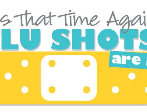 Flu Season is Upon Us. Get Vaccinated!